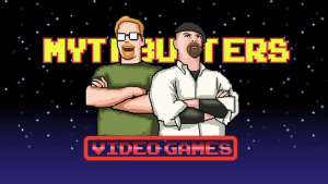 MythBusters Video Games Special