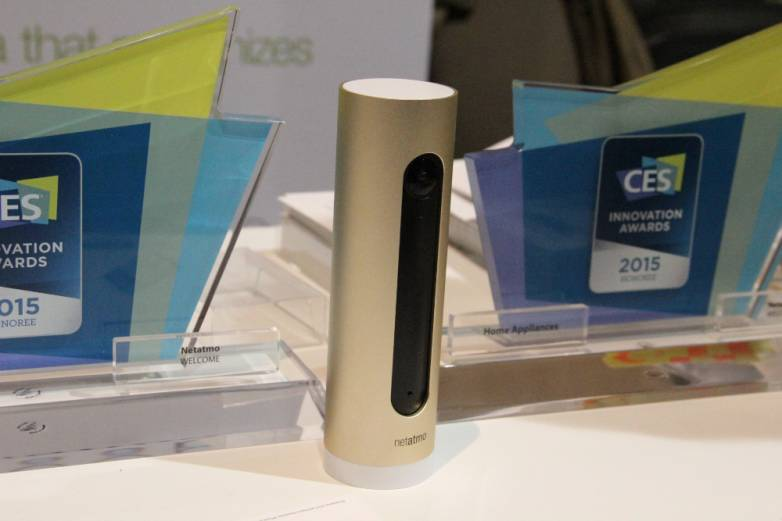 CES 2015: Netatmo, Quell, Belty