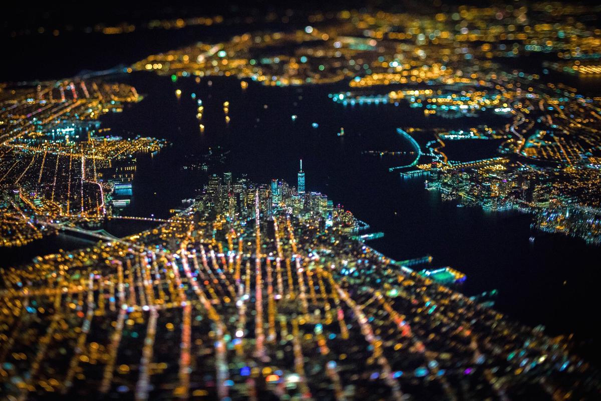 New York City Aerial Photos