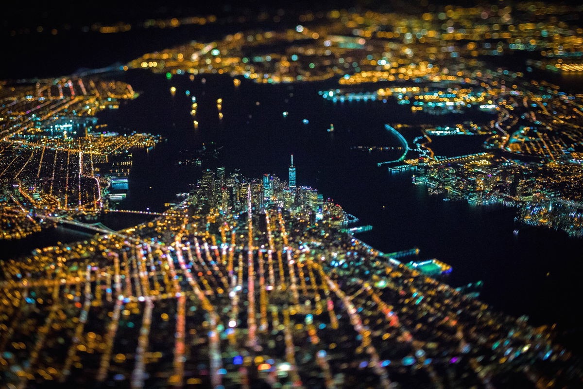 New York City Aerial Photos