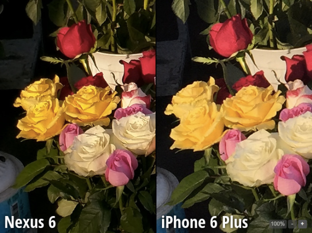 Nexus 6 vs. iPhone 6 Plus: Guess who wins the blind camera ...