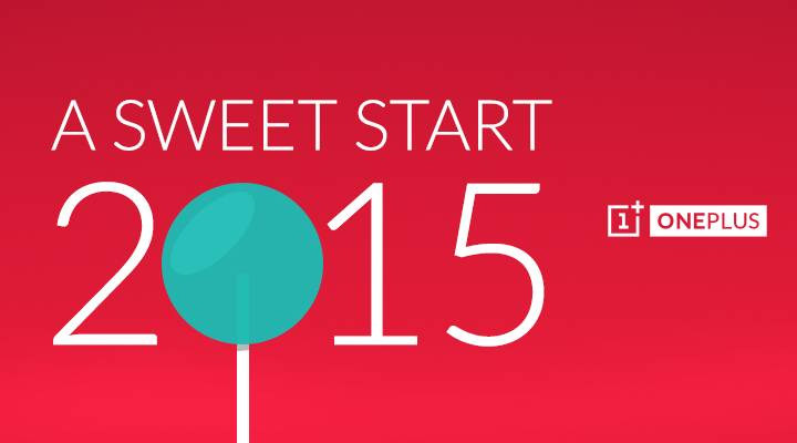 OnePlus One Android 5.0 Lollipop Update