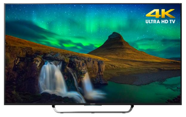 أكبر 5 شاشات 4K خلال معرض CES 2015 4