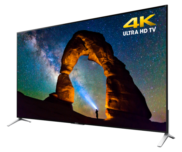 أكبر 5 شاشات 4K خلال معرض CES 2015 5