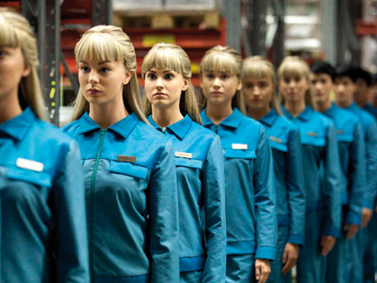 Robots Take Half Japanese Jobs