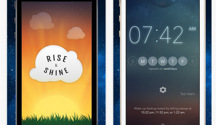 Best iOS Apps Rise And Shine