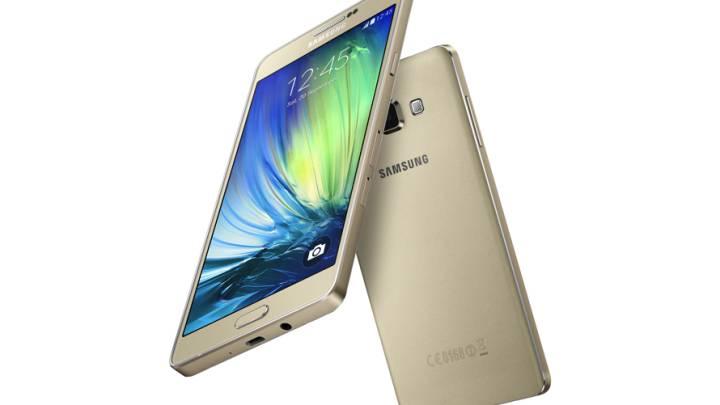 Samsung Galaxy A7 Reveal
