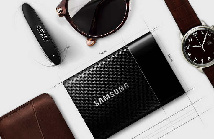 Sasmung Portable SSD T1 Specs and Prices