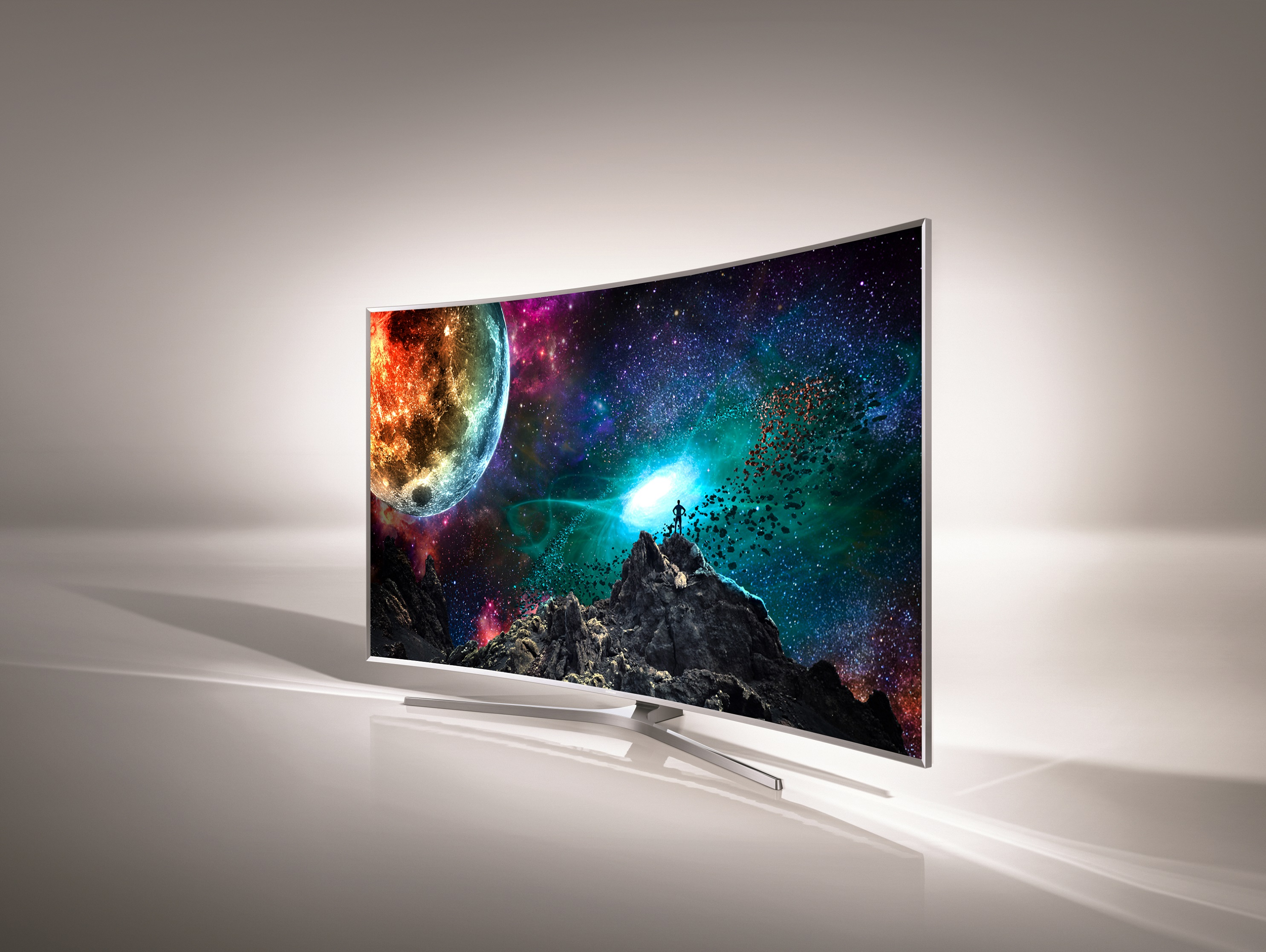 CES 2015 Best 4K TVs