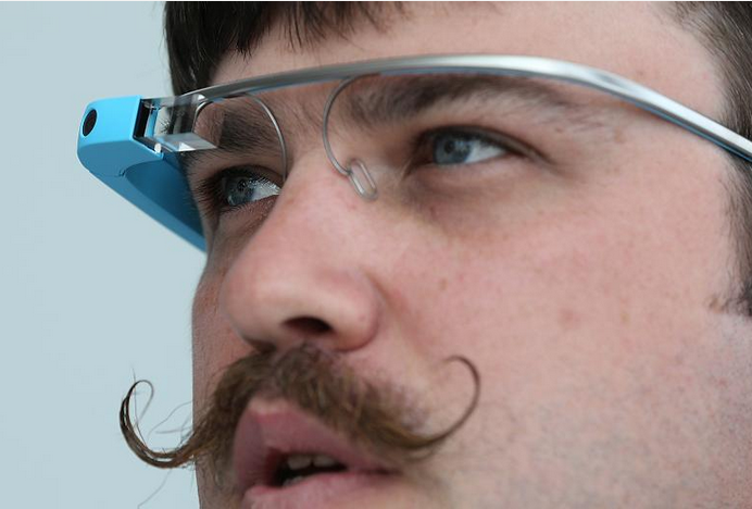 Google Glass 2 Leaked Photos
