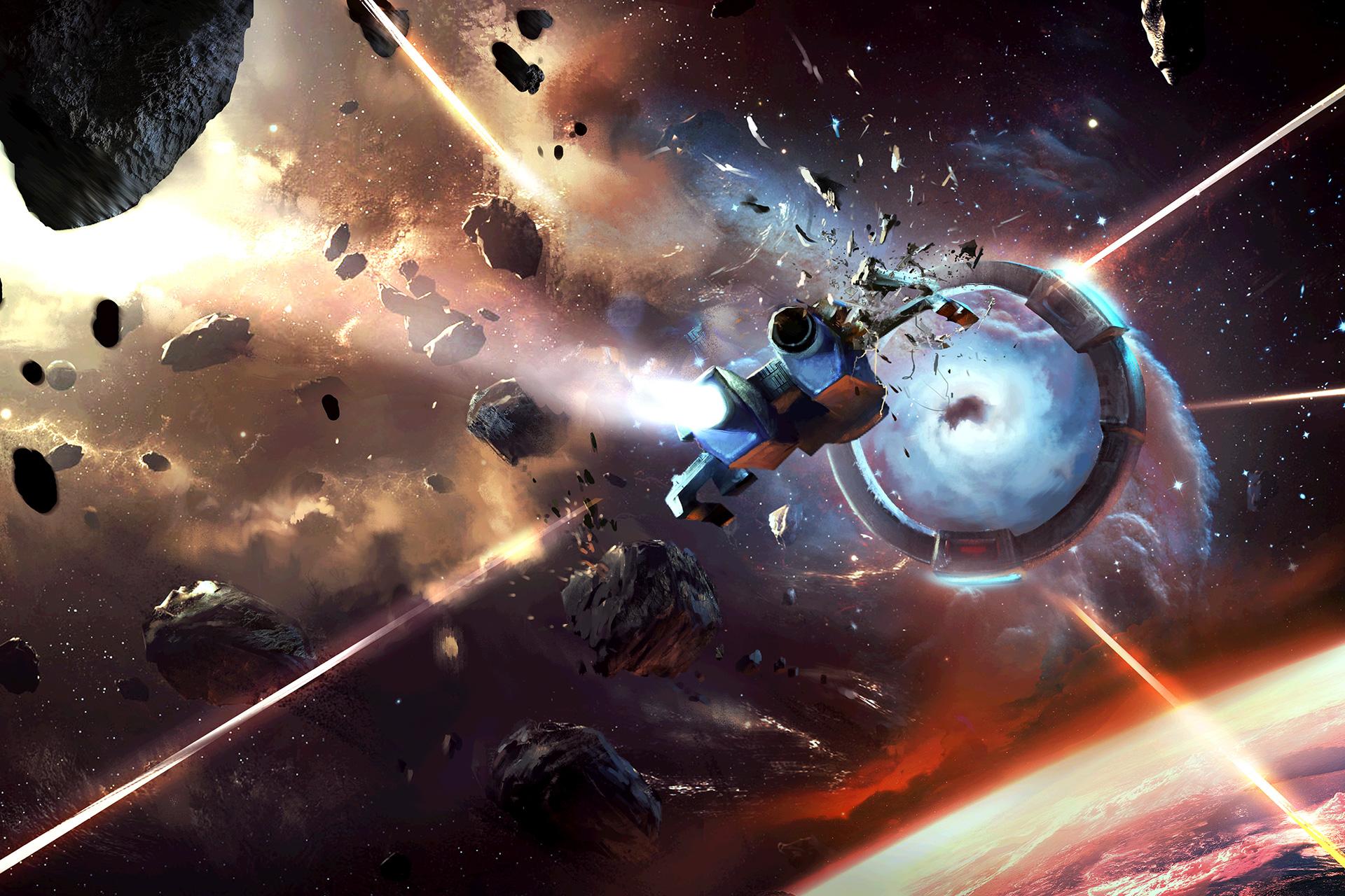 Sid Meier's Starships Trailer