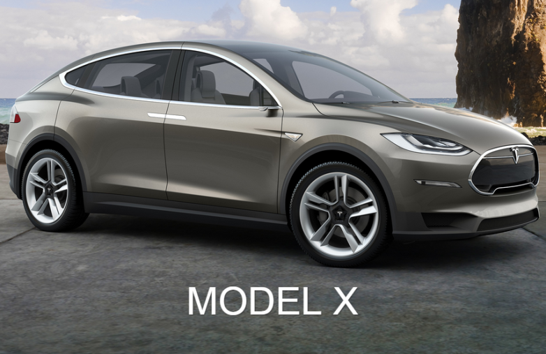 Tesla Model X Test Video