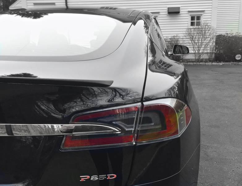 LAPD Acquires Tesla Model S