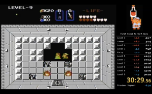 The Legend of Zelda World Record