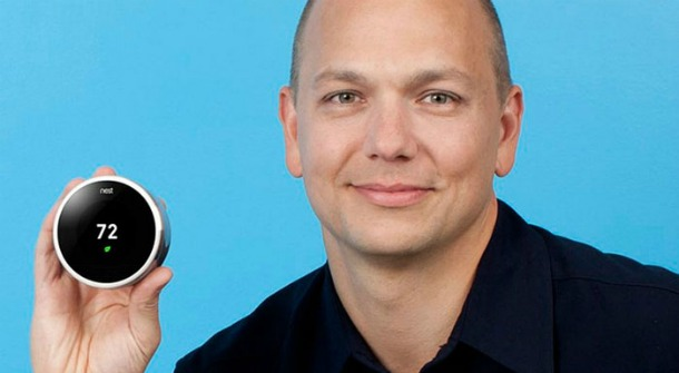 Google Glass Nest CEO Fadell