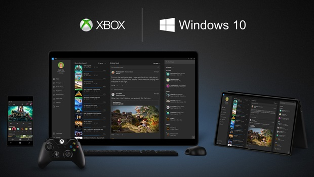 Xbox One vs. PS4: Windows 10 Universal Apps