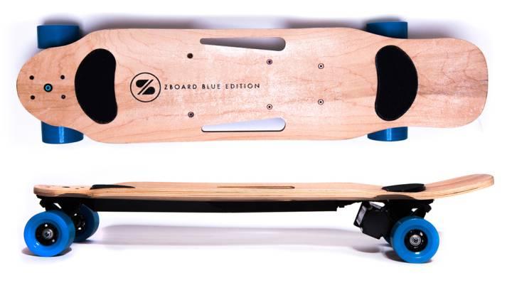 Indiegogo ZBoard 2 Electric Skateboard