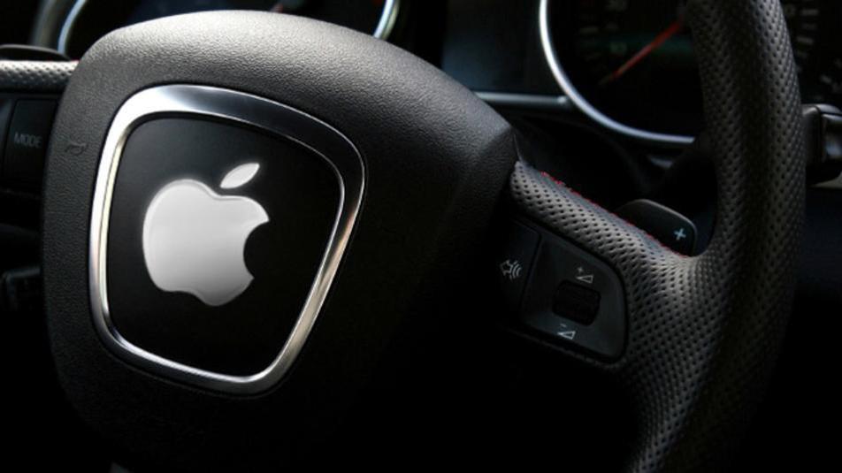 Apple Electric Car Team