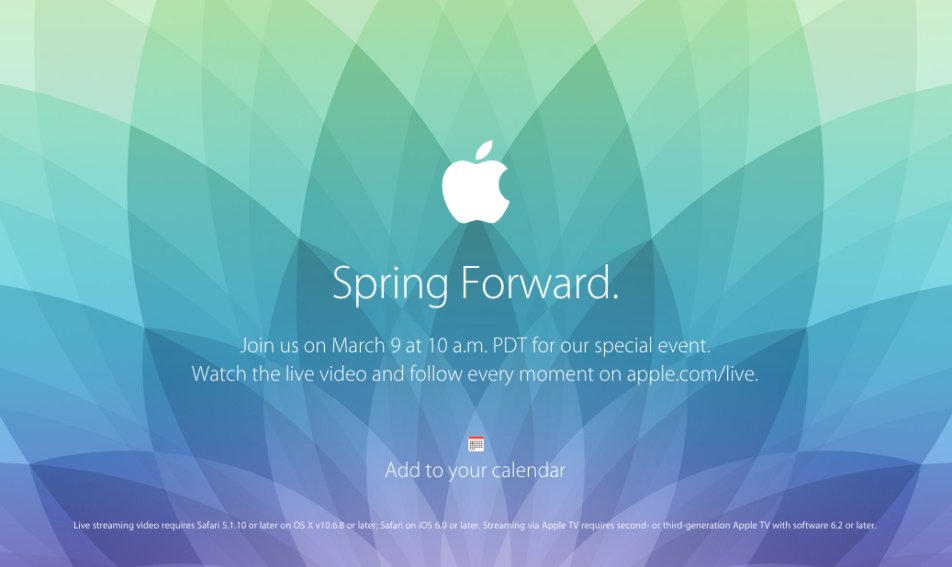 How to live stream the big Apple event on March 9th – BGR