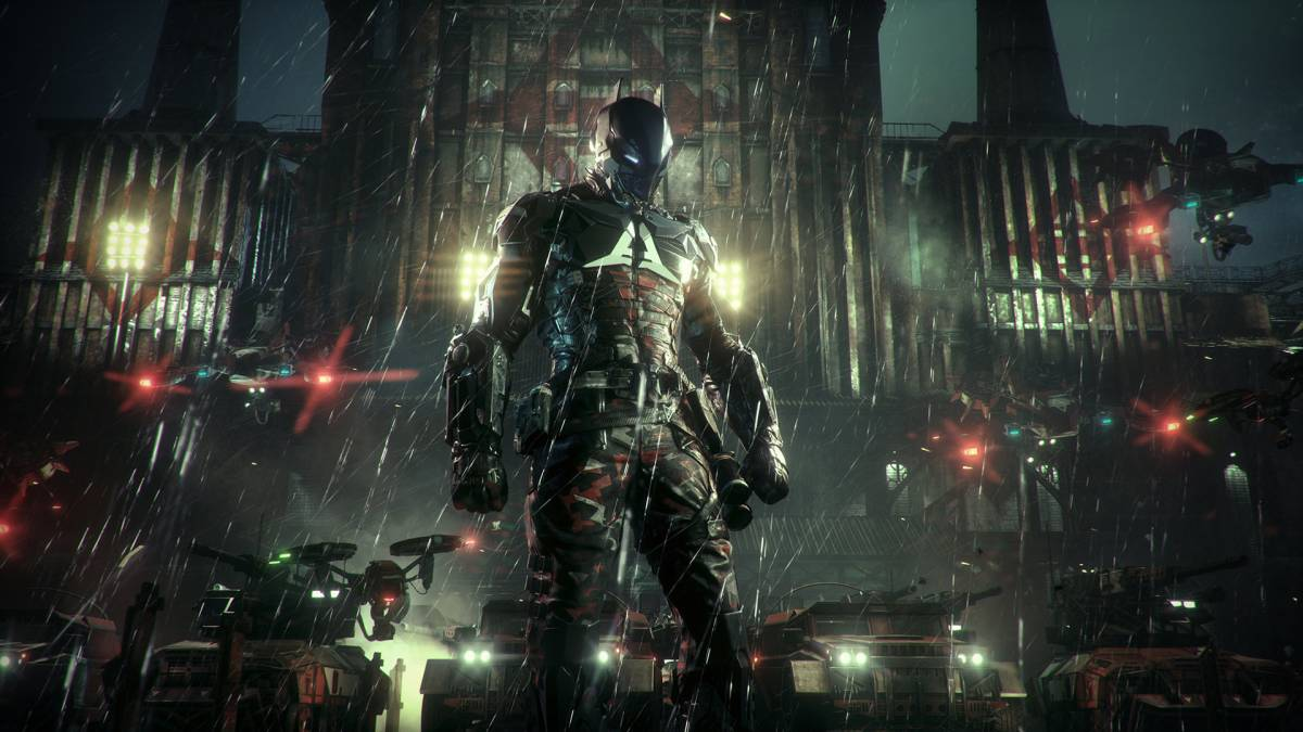 Batman: Arkham Knight PC Problems