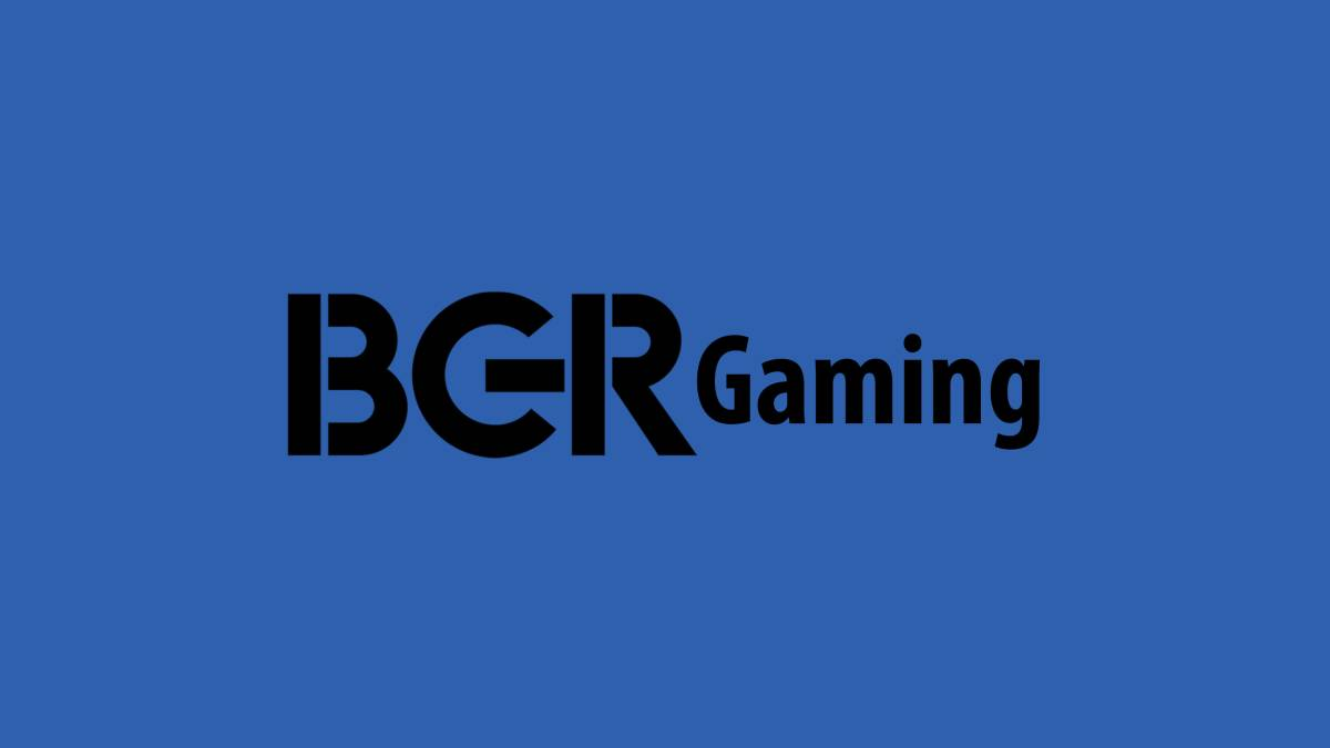Welcome to BGR Gaming