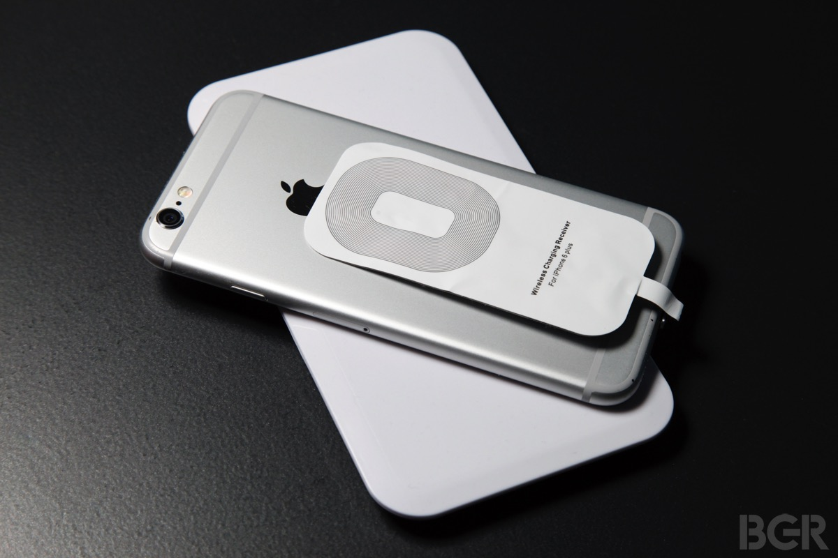 iPhone 7 Battery Wireless Charging