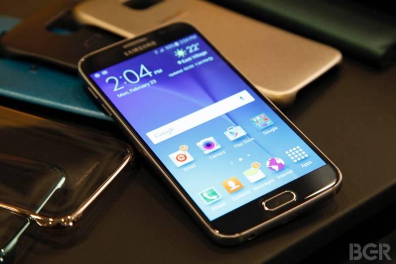 Galaxy S6 Camera App Speed
