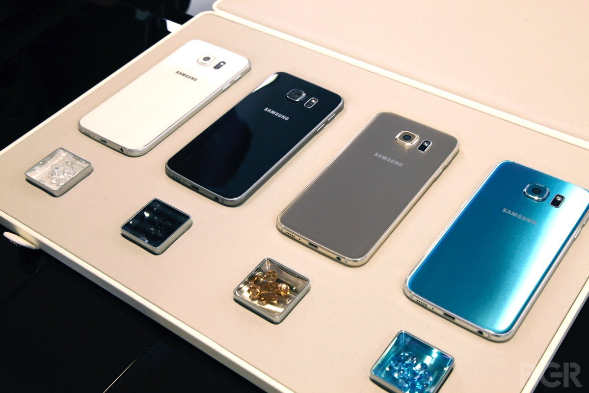 galaxy s6 vs galaxy s6 edge prices reportedly leaked. Black Bedroom Furniture Sets. Home Design Ideas