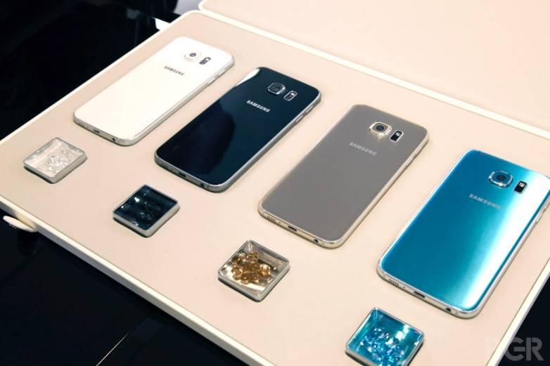 Galaxy S6 vs. Galaxy S6 edge Prices