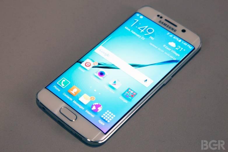 Samsung Galaxy S6 Edge Sales Production