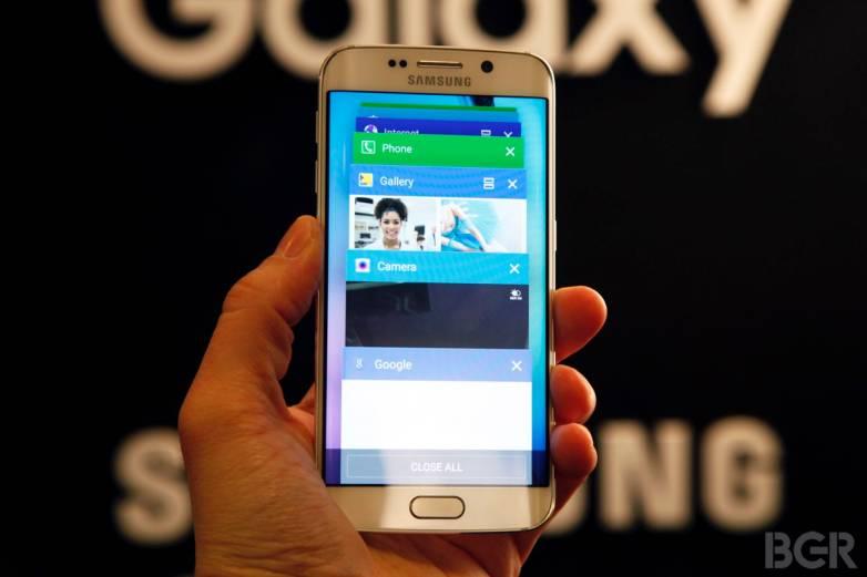 Galaxy S6 Vs. HTC One M9 Benchmark