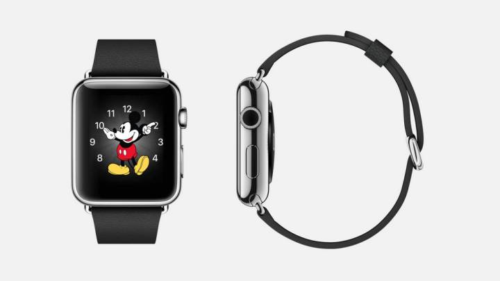 Apple Watch Guide User Interface