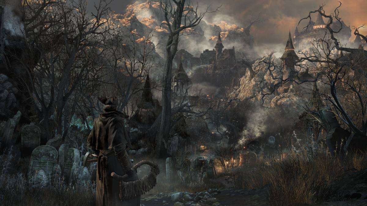 Bloodborne ScreamRide Terraria Game Trailers
