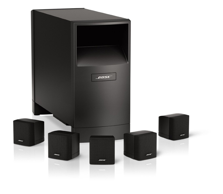 you won t believe how cheap this bose speaker system is on amazon right now bgr. Black Bedroom Furniture Sets. Home Design Ideas