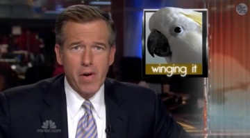 Brian Williams Snoop Dogg Video