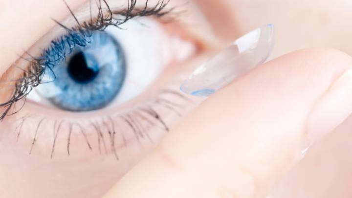 Contact Lenses with Zoom