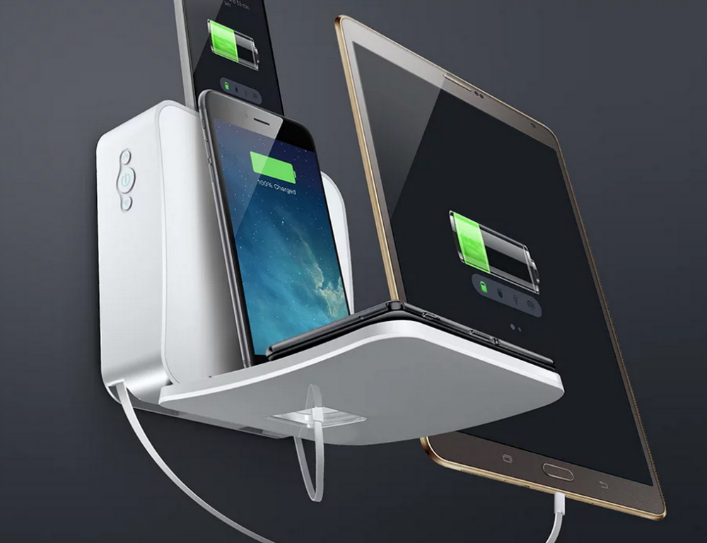 Indiegogo FlexCharger iPhone and Android Charger