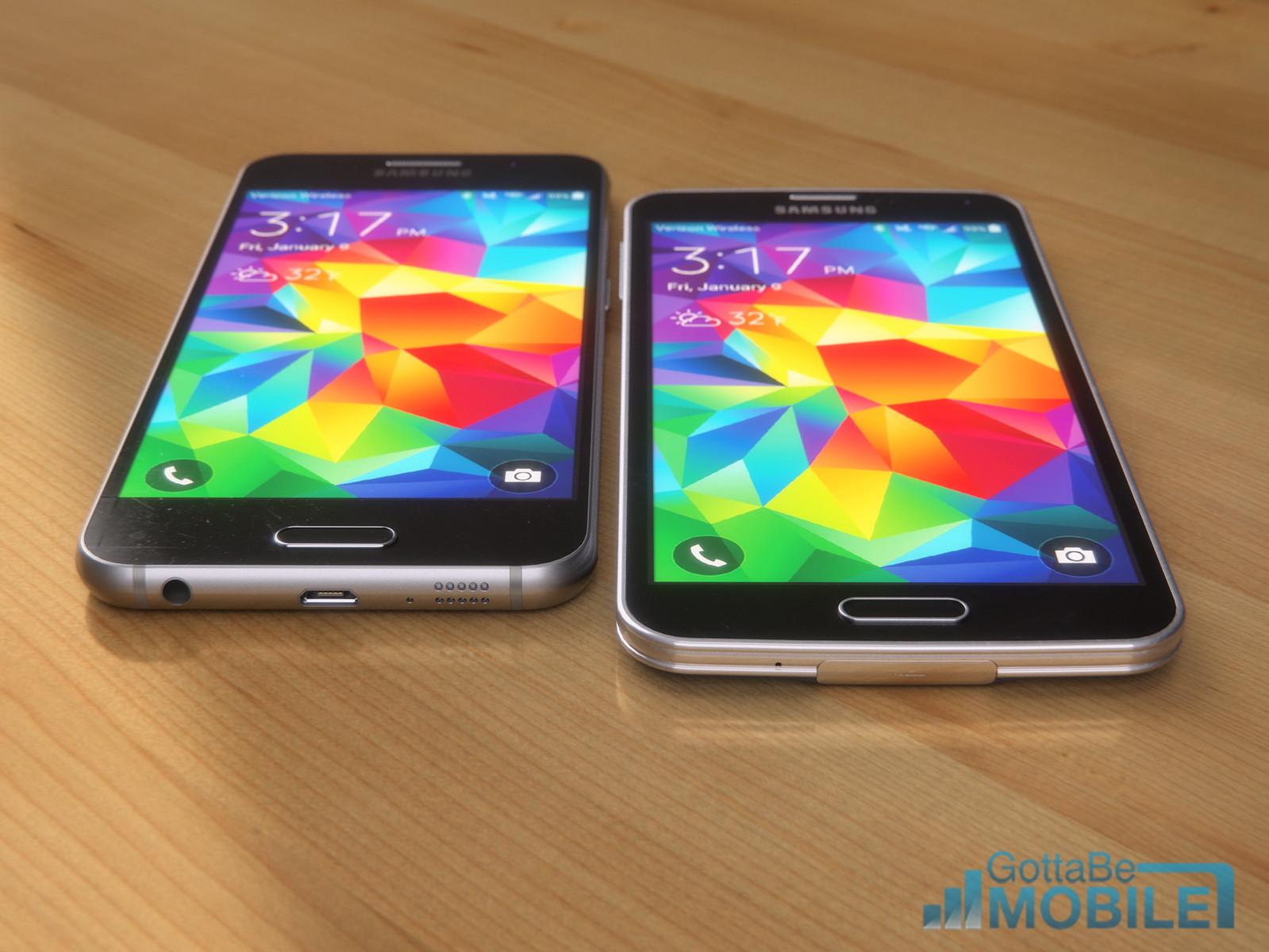 Galaxy S6 64-bit Software