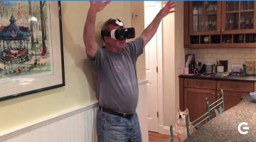 Samsung Gear VR Reaction Video