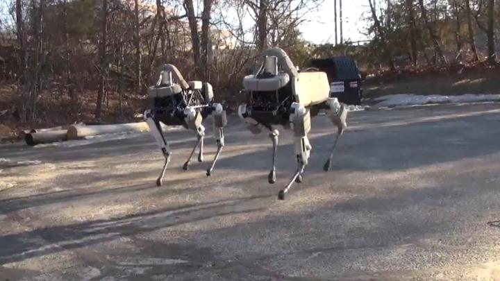 Google Robot Video