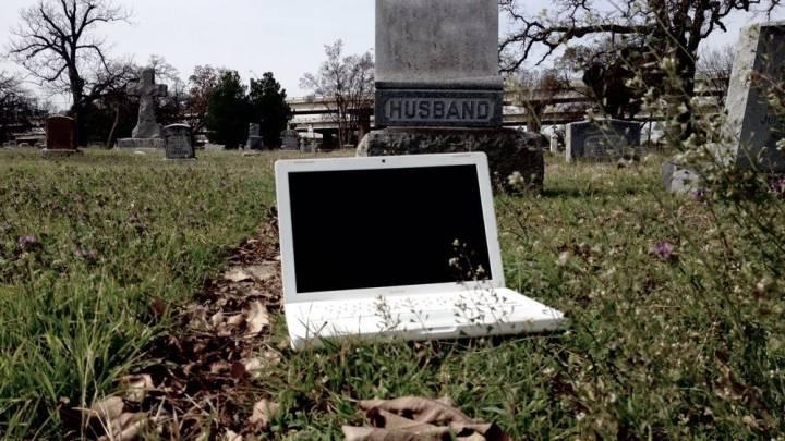 Haunted 2007 MacBook