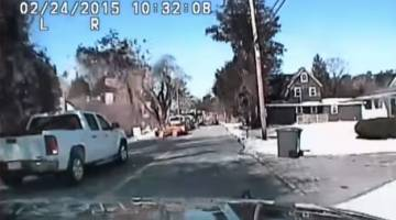 House Explosion Video