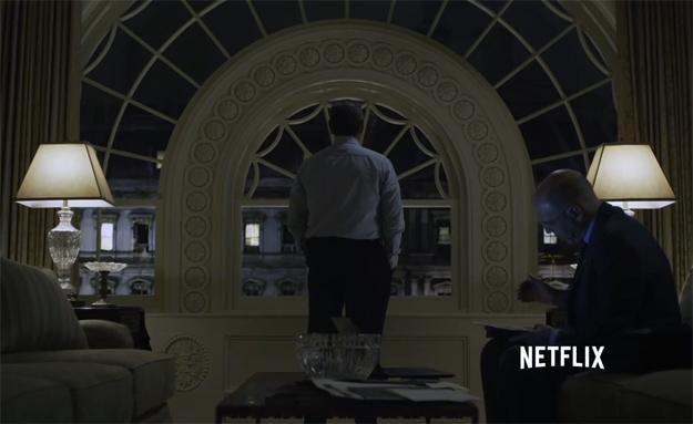 House of Cards Season 3 Trailer