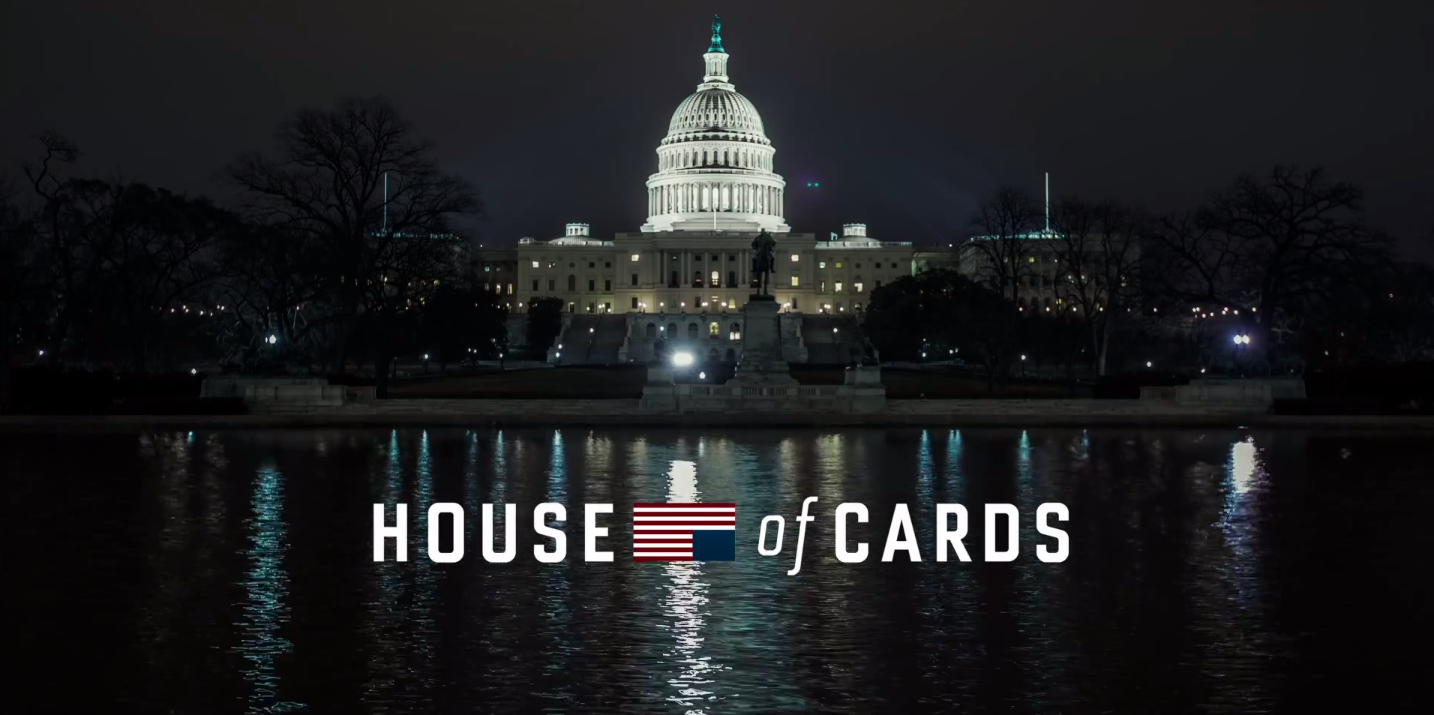 Watch house of cards season 3 on netflix right now bgr for Order of building a house