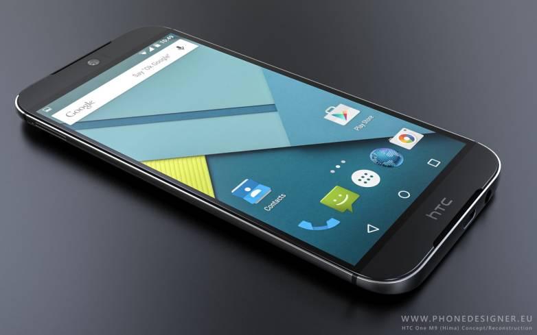 HTC One M9 vs. Galaxy S6 Display