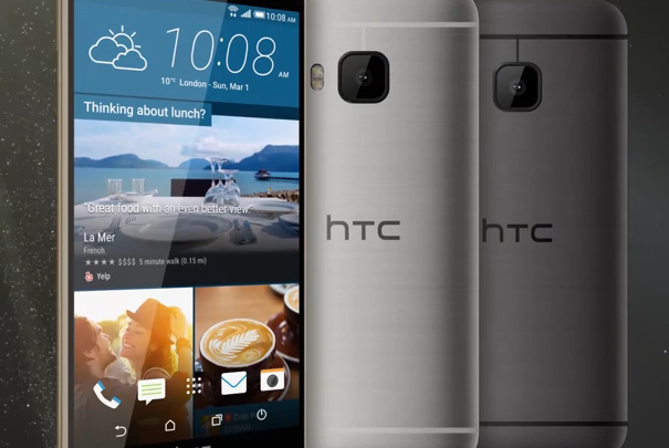 HTC One M9 Leaked Videos