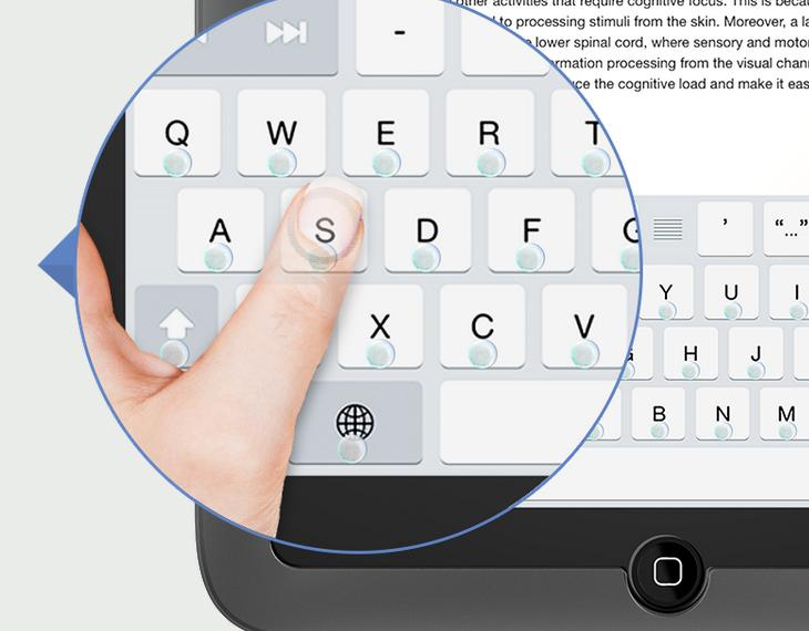 iPad mini Phorm Keyboard