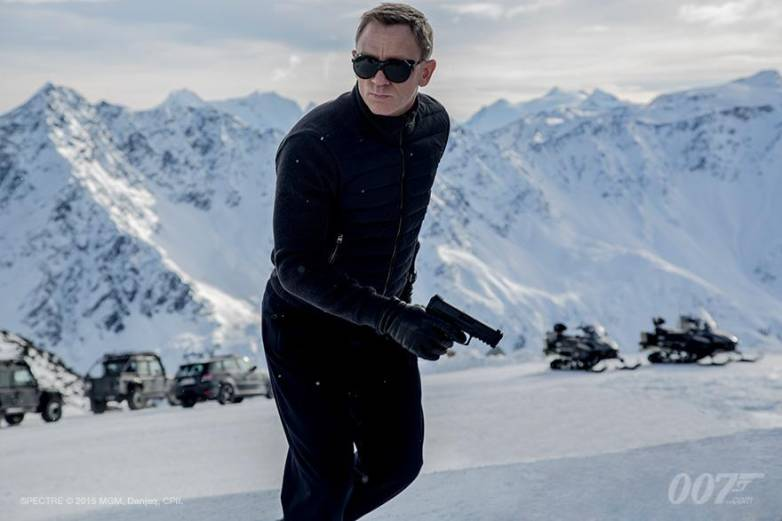 Spectre Trailer New James Bond 007