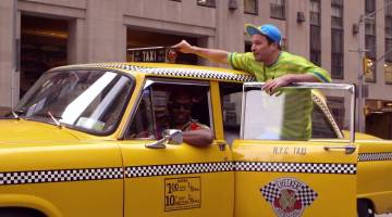 Jimmy Fallon: Will Smith Bell Air Parody