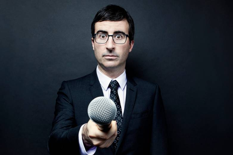 John Oliver Confederate Flag Video